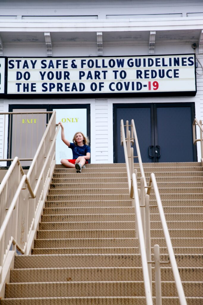 Follow guidelines to reduce the spread of COVID-19.