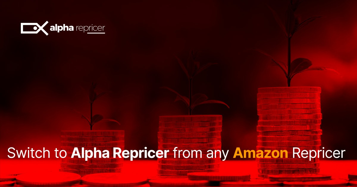 swtich to Alpha Repricer