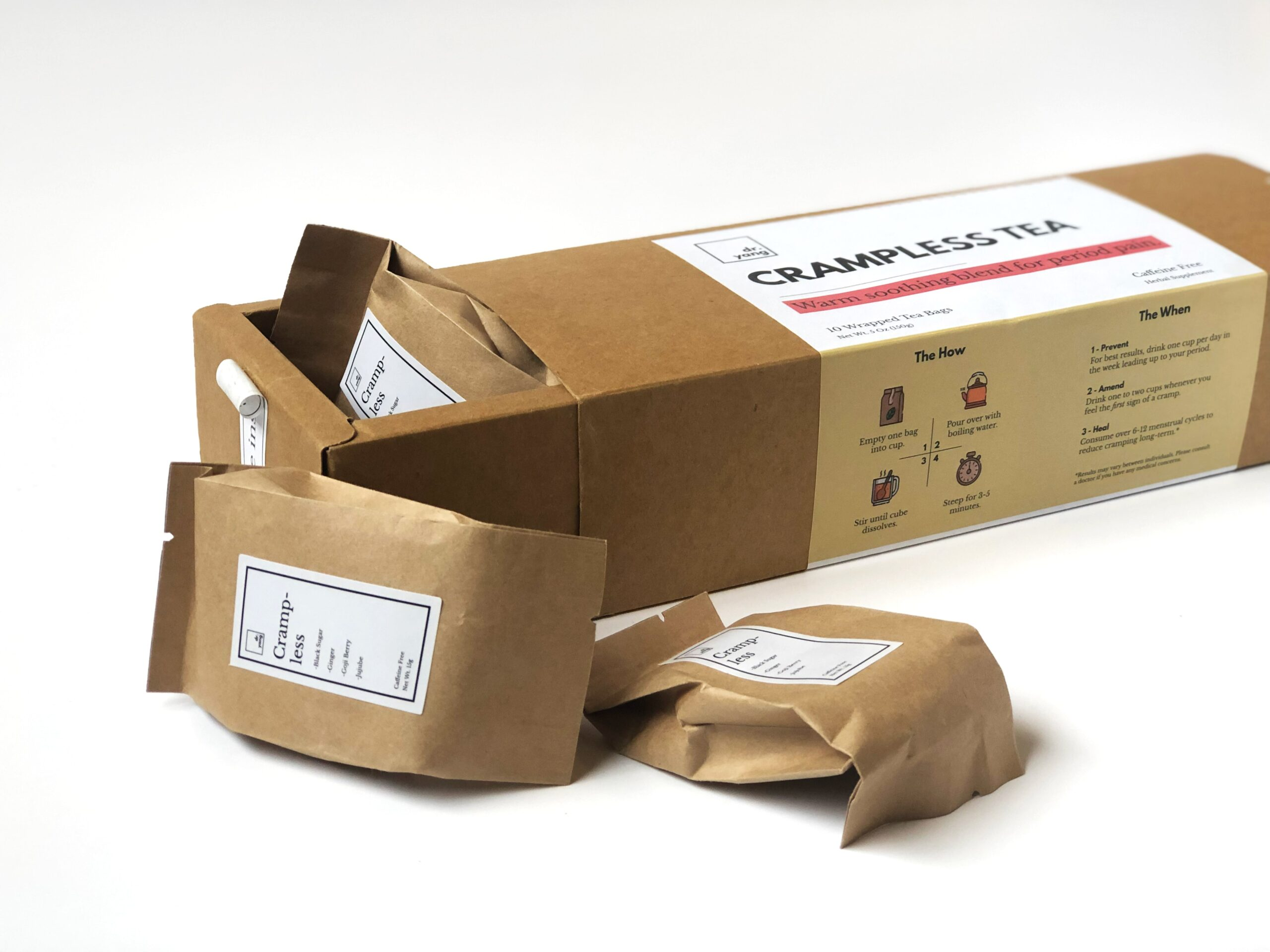 Make sure your items have appropriate packaging