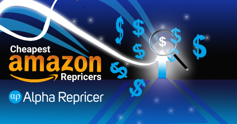 Cheapest Amazon Repricers