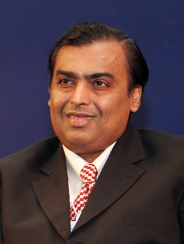 Asia's richest man, Mukesh Amani, is expected to give Amazon a run for their money.
