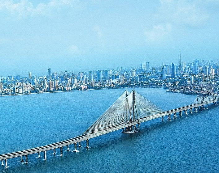 Mumbai - Population 12.5 million