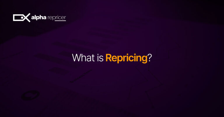 What is Amazon Repricing?