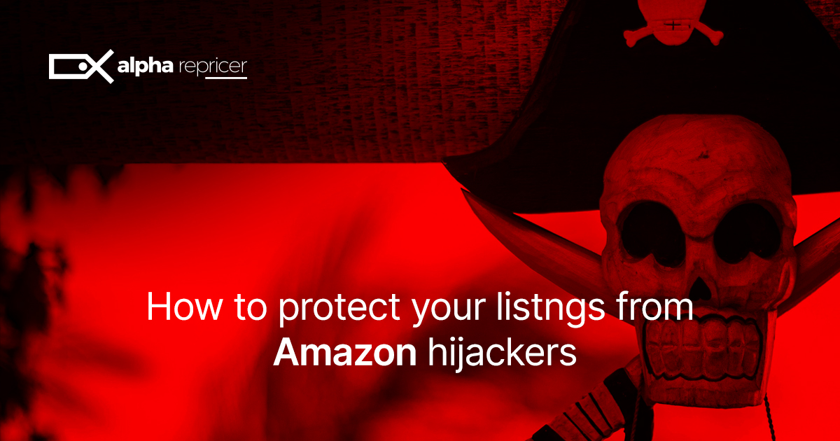 protect your account from Amazon hijackers