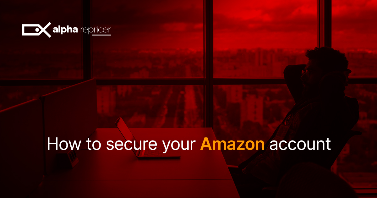 How to secure your Amazon account