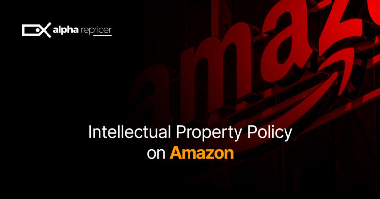 Intellectual Property Policy on Amazon