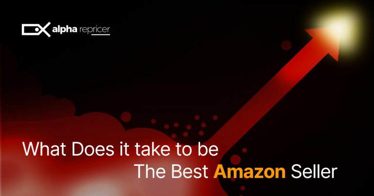 What Does it Take to be the Best Amazon Seller?