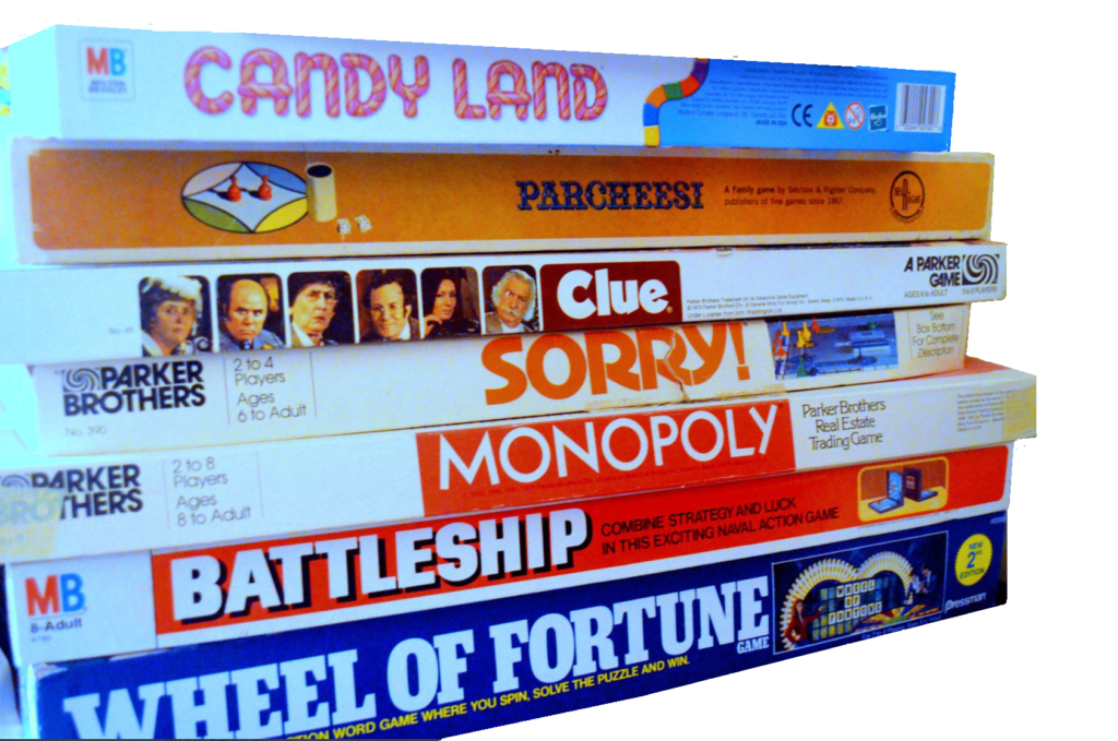 Old board games can be an excellent product to sell on Amazon