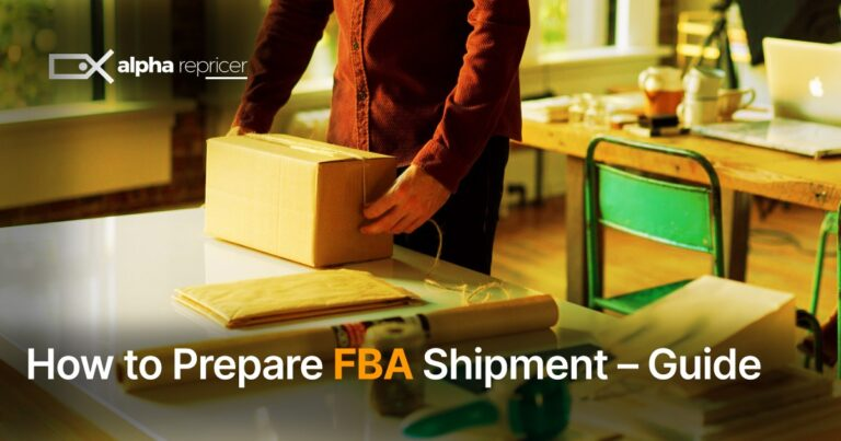How to prepare FBA shipment – Guide
