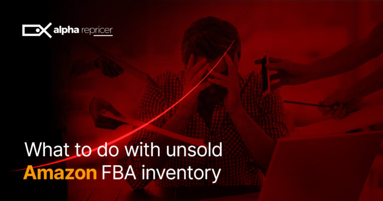 What to do With the Unsold Amazon FBA Inventory