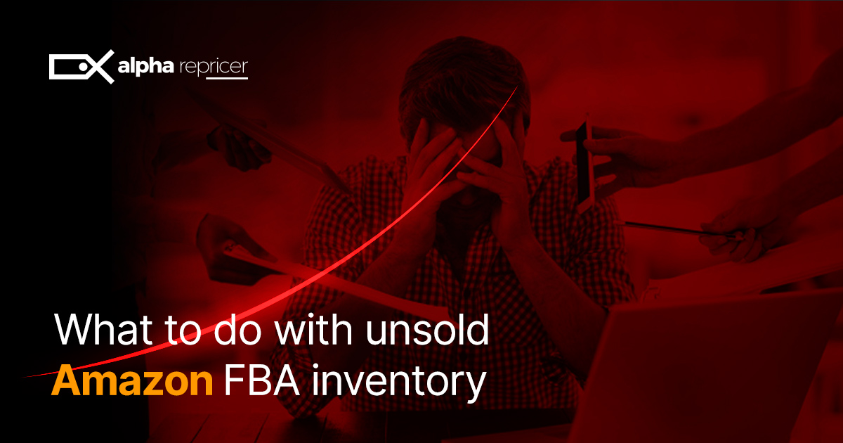 What to do with Unsold Inventory