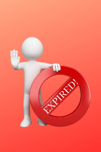 Do NOT sell expipred items