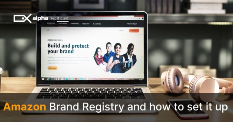 Amazon Brand Registry and How to Set It Up