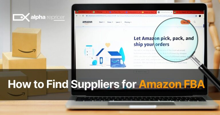 How to Find Suppliers for Amazon FBA