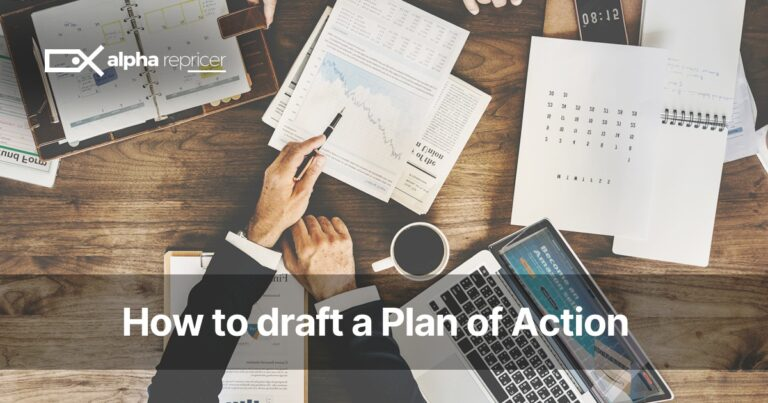 How to Draft a Plan of Action for Amazon?