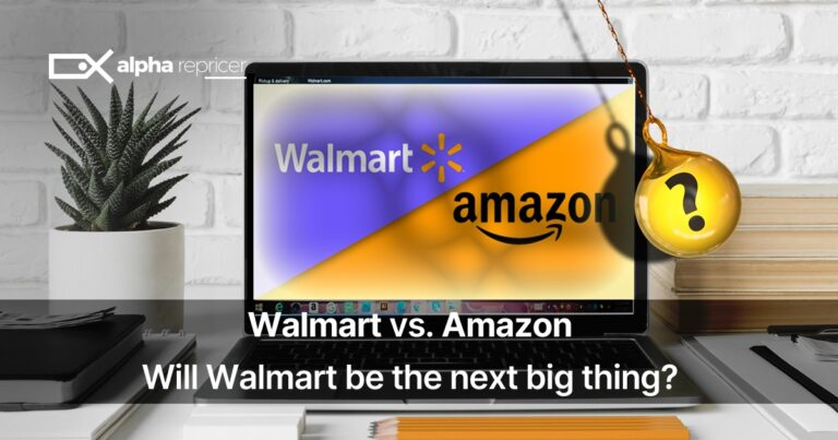 Walmart vs. Amazon – Will Walmart be the next big thing?