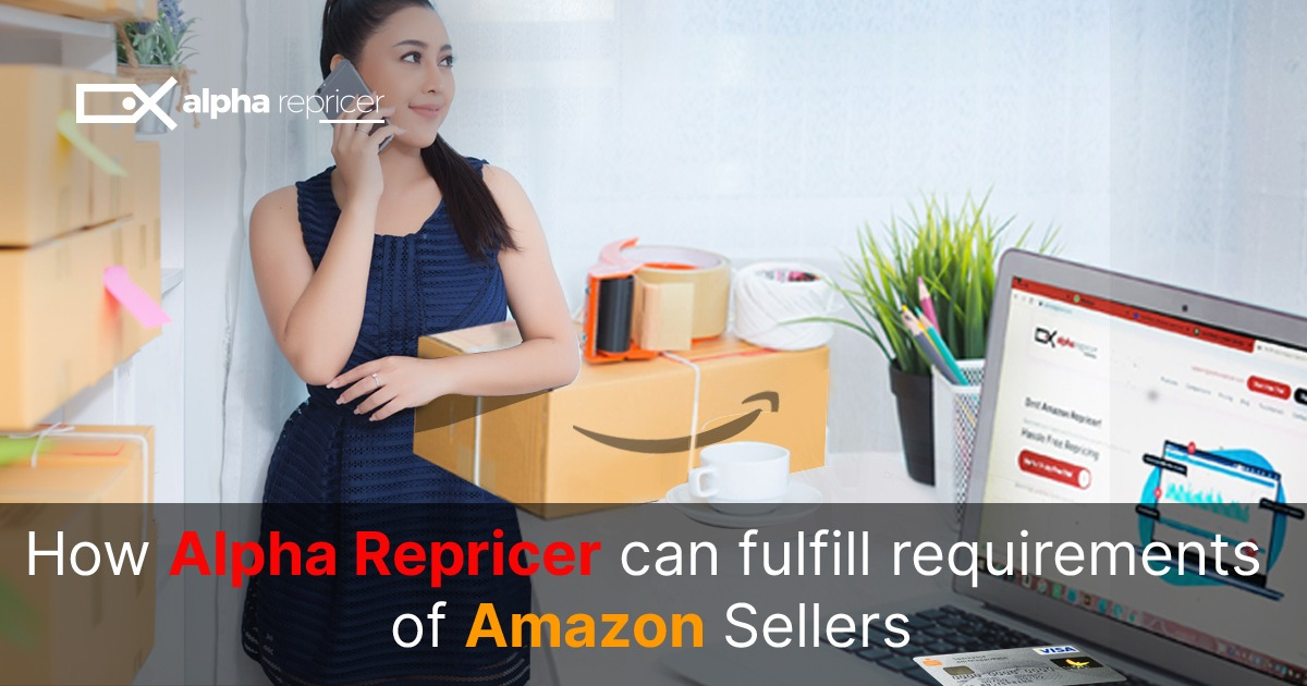 Alpha Repricer- the best Amazon repricing tool