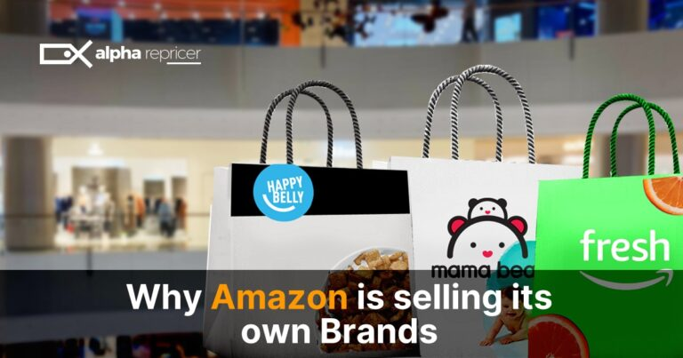 Why Amazon is selling its own Brands