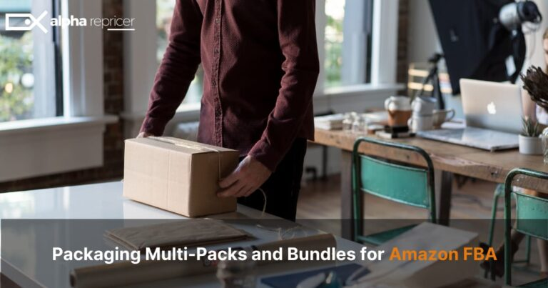 Packaging Multi-packs and Bundles for Amazon FBA