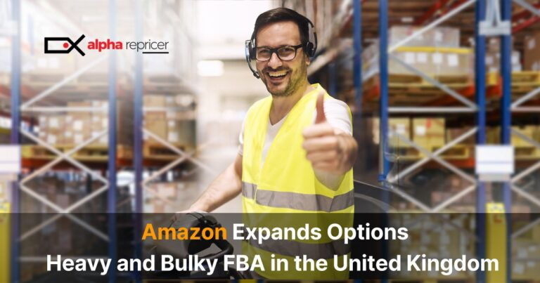 Amazon Expands Options – Heavy and Bulky FBA in the United Kingdom