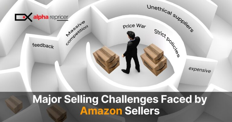 Major Selling Challenges Faced by Amazon Sellers