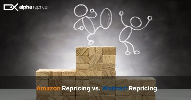 Amazon Repricing vs. Walmart Repricing