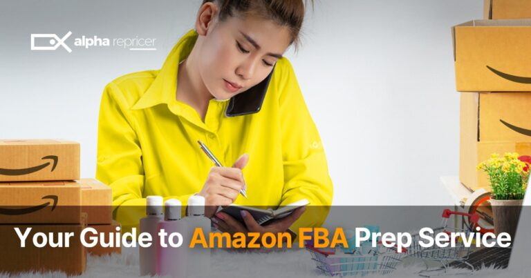 Your Guide to Amazon FBA Prep Service
