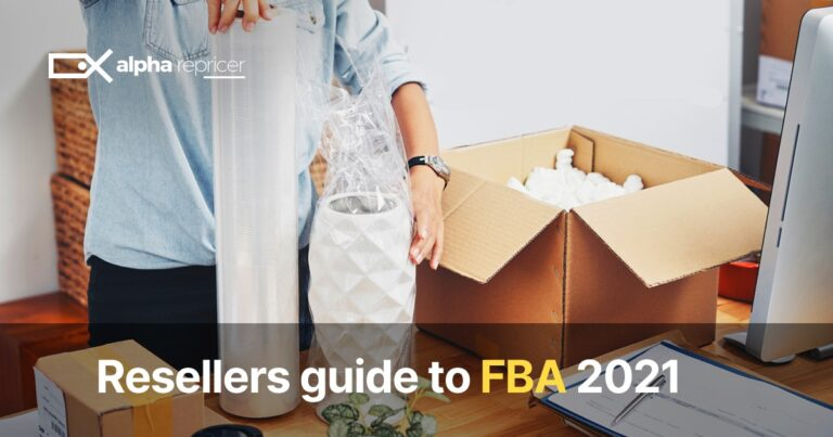 The Reseller's Guide to FBA 2021