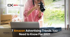 Amazon advertising trends for 2021