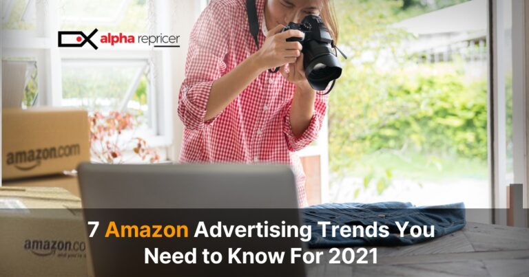 7 Amazon Advertising Trends You Need to Know for 2021