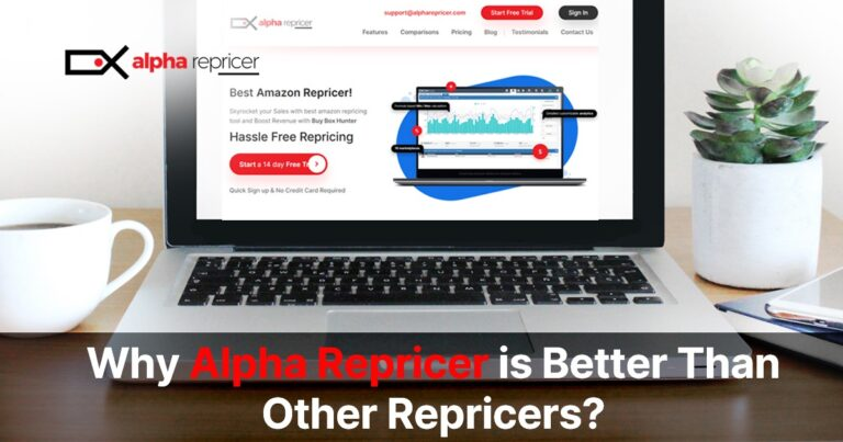 Why is Alpha Repricer better than other Repricers?