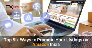 top six ways to promote your listings on Amazon