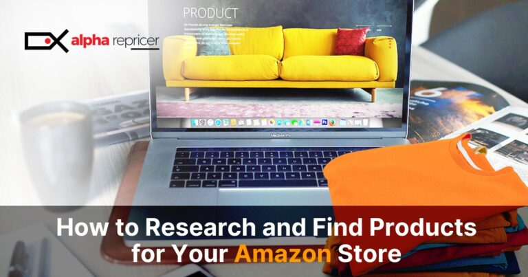 How to Research and Find Products for Your Amazon Store.