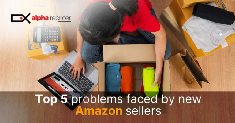 Top 5 Problems Faced by New Amazon Sellers