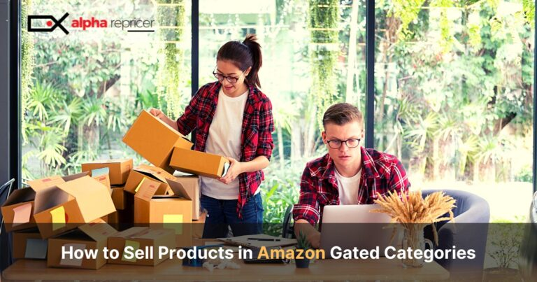 How to Sell Products in the Amazon Gated Categories