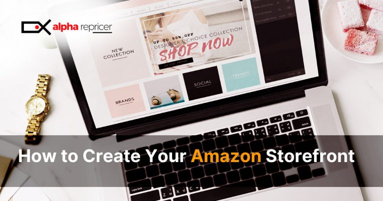 How to Create Your Amazon Storefront