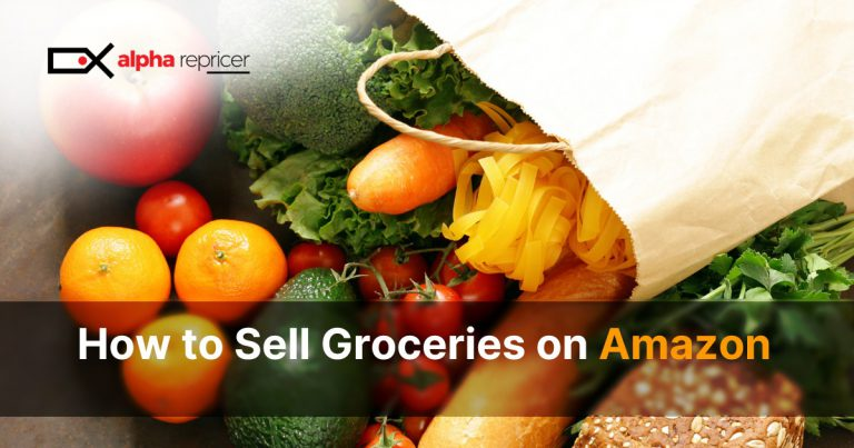 How to Sell Groceries on Amazon