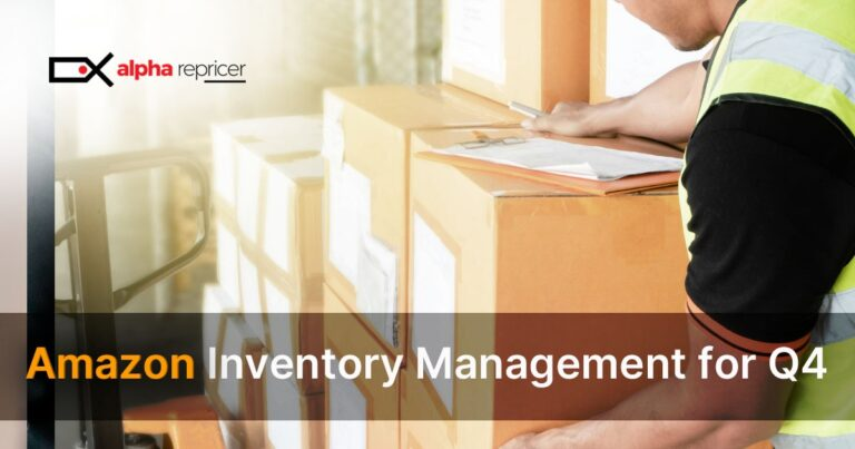Amazon Inventory Management For Q4