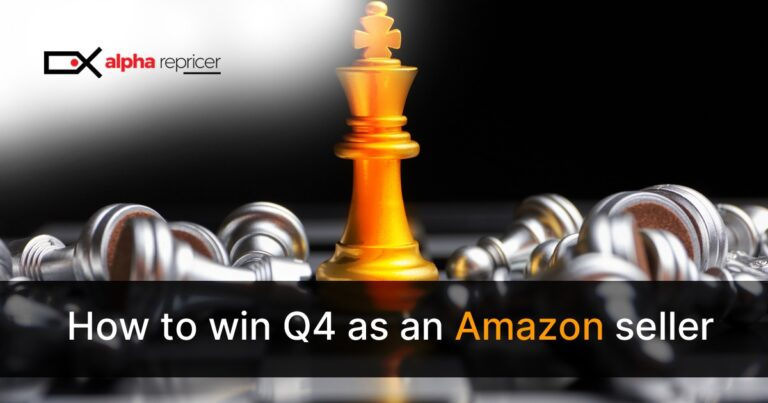 How to Win Q4 as an Amazon Seller