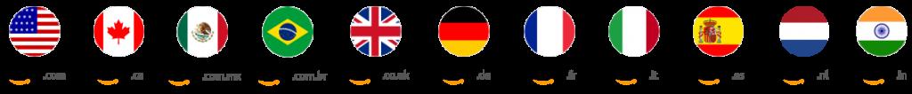 Alpha Repricer supported marketplaces: United States (amazon.com), Canada (amazon.ca), Mexico (amazon.mx) , Brazil (amazon.br), United Kingdom (amazon.co.uk), Germany (amazon.de), France (amazon.fr), Italy (amazon.it), Spain (amazon.es), Netherlands (amazon.nl) , India (amazon.in).